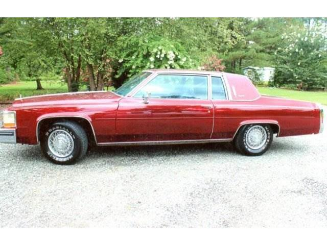 1984 Cadillac Coupe DeVille | 907892