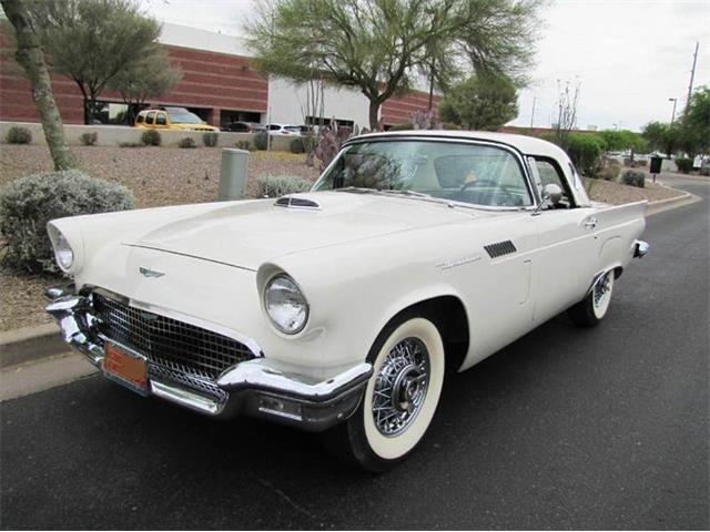 1957 Ford Thunderbird | 900079