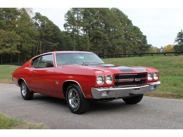 "1970 Chevrolet Chevelle ""SS"" | 907900"