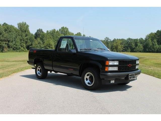 1990 Chevrolet Truck-454 SS | 907903