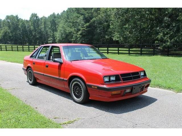 1987 Dodge Lancer | 907910