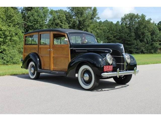 1939 Ford Woody Wagon | 907911