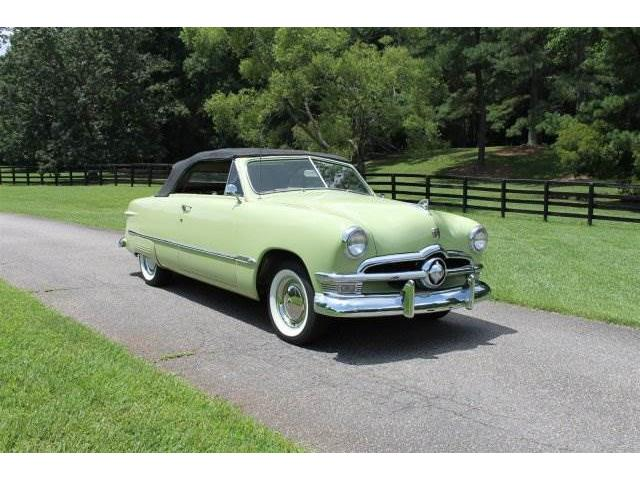 1950 Ford Convertible | 907915