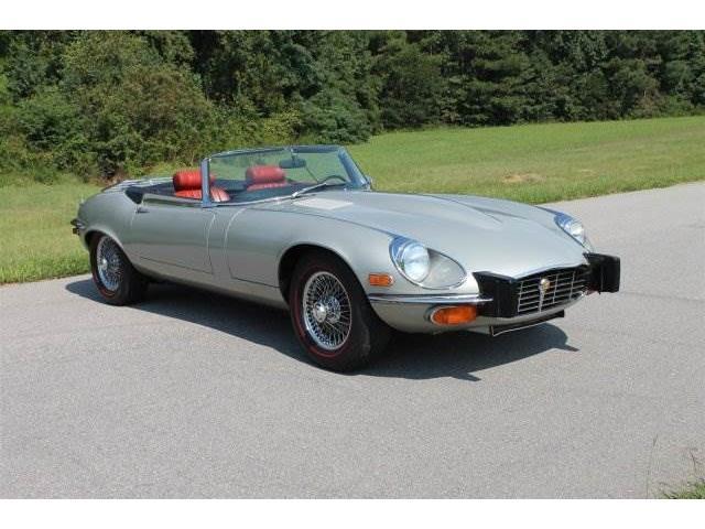 1974 Jaguar XKE CVT | 907930