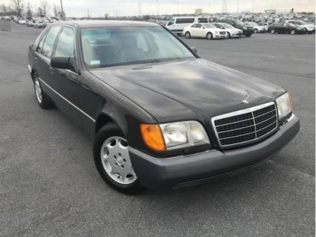 1992 Mercedes 400SE | 907934