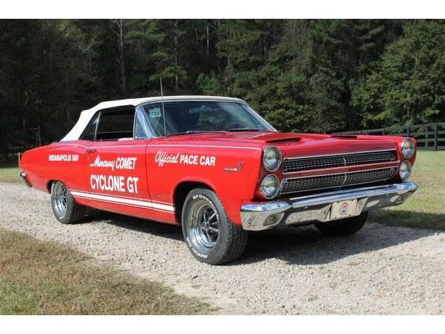 1966 Mercury Cyclone GT Convt | 907939