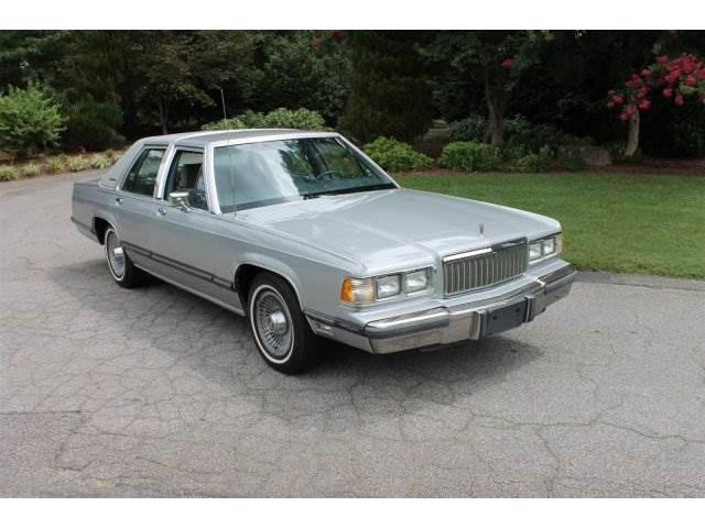 1988 Mercury Grand Marquis | 907940
