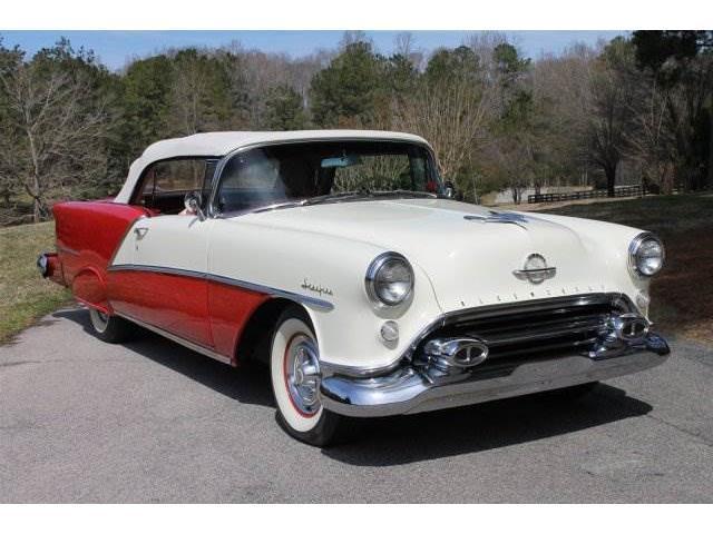 1954 Oldsmobile 2 dr Convertibe | 907941