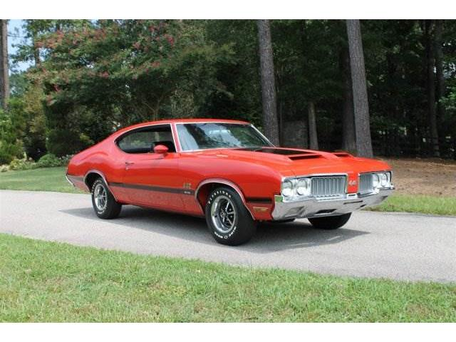1970 Oldsmobile Cutlass | 907944