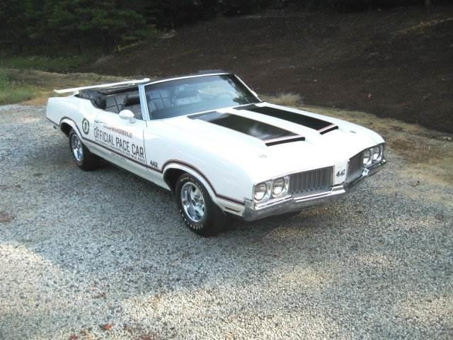 1970 Oldsmobile 442 Pace Car Cvt | 907946