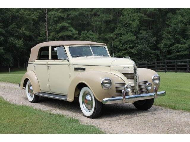 1939 Plymouth 4 Door Convt | 907951
