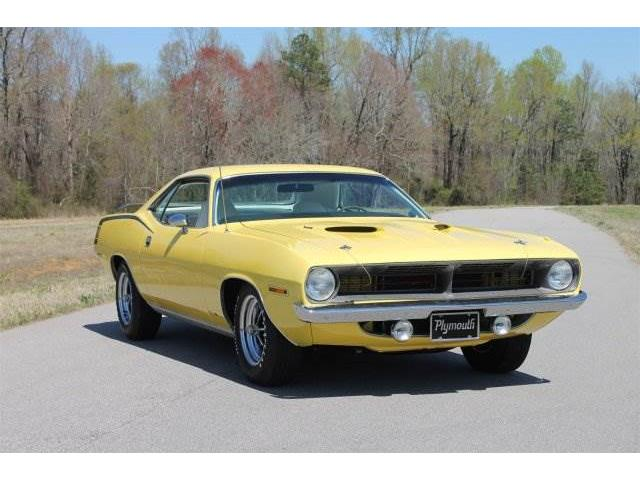 1970 Plymouth Barracuda | 907952
