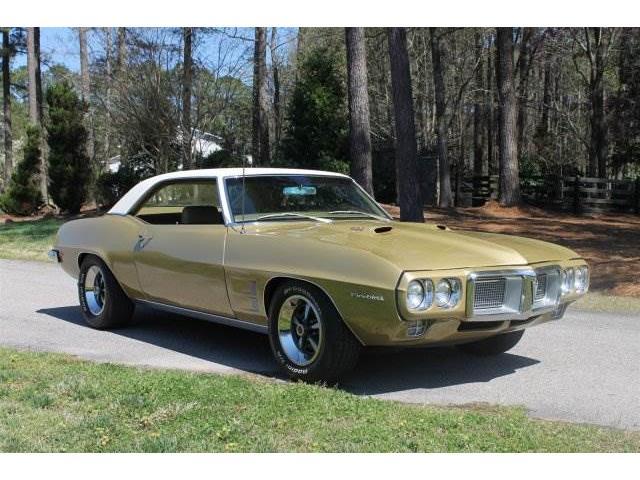 1969 Pontiac Firebird | 907953