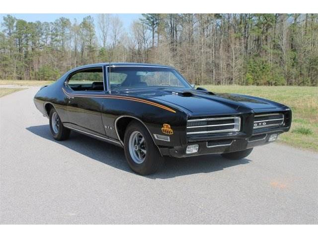 1969 Pontiac GTO (The Judge) | 907957