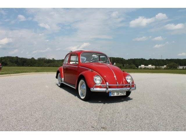 1965 Volkswagen Beetle | 907960