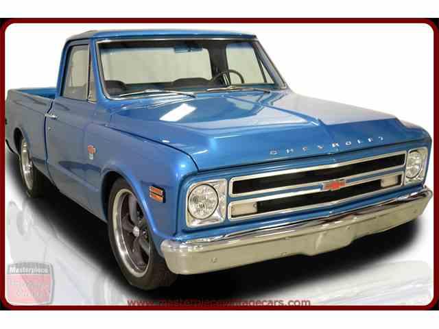 1972 Chevrolet C/K 10 | 907961