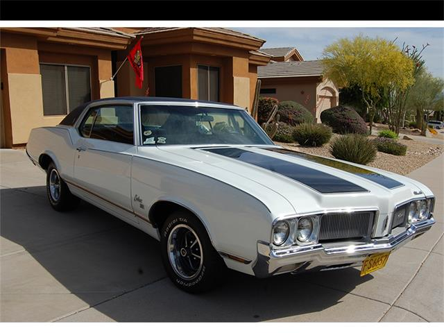 1970 Oldsmobile Cutlass Supreme | 907962