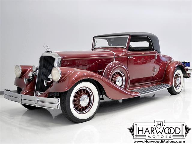 1933 Pierce-Arrow 836 | 907964