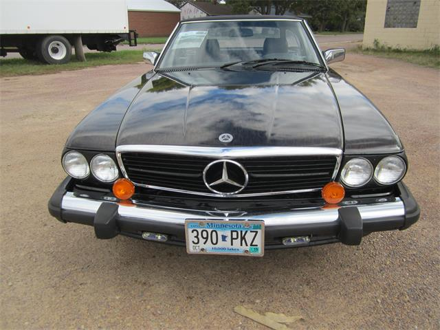 1984 Mercedes-Benz 380SL | 907966