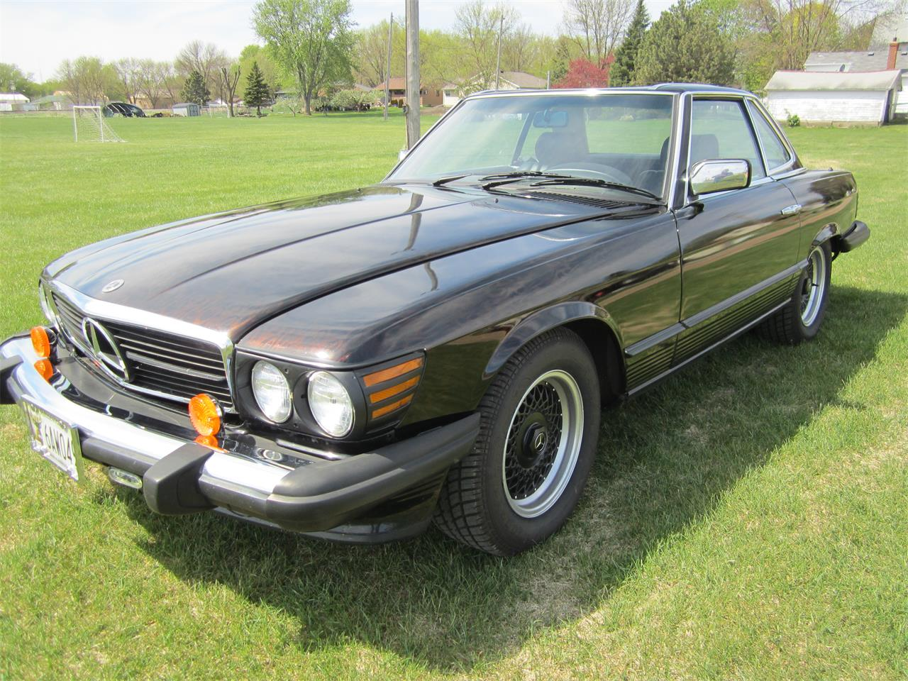 1984 mercedes benz 380sl for sale cc