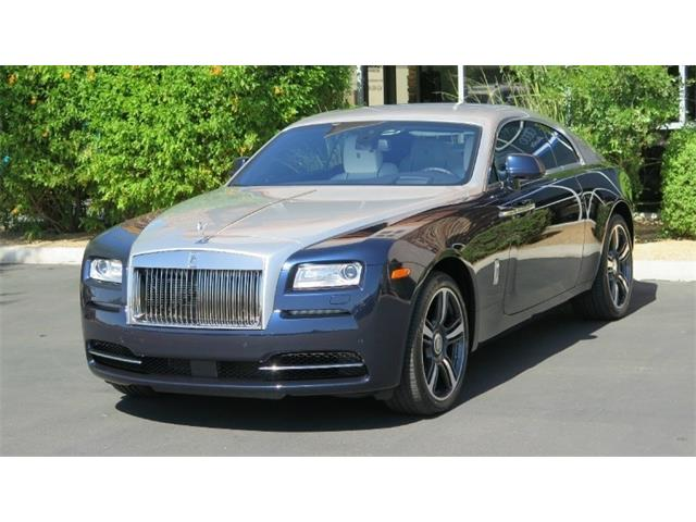 2014 Rolls-Royce Silver Wraith | 907967