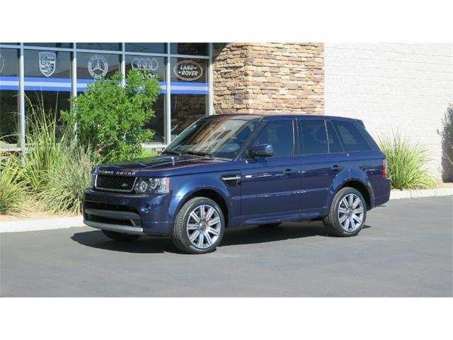2013 Land Rover Range Rover | 907970