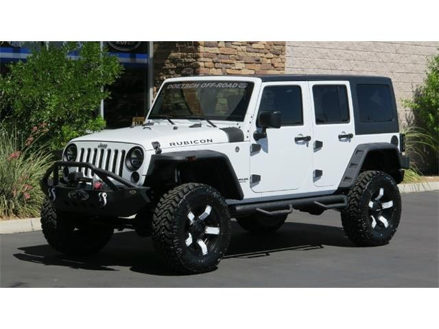2016 Jeep Rubicon | 907975