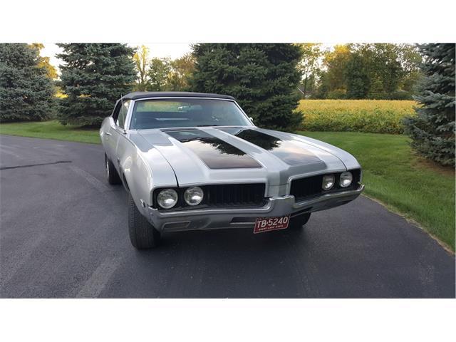 1969 Oldsmobile 442 | 907977
