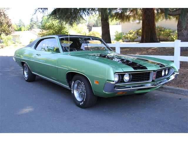 1971 Ford Torino 500 Special Edition. 41,000 miles! VIDEO. | 907980