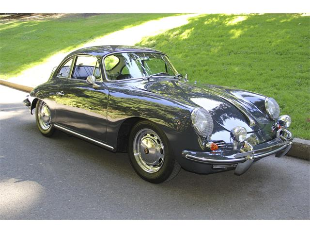 1965 Porsche 356C Karmann Coupe. Restored. COA. See VIDEO | 907988