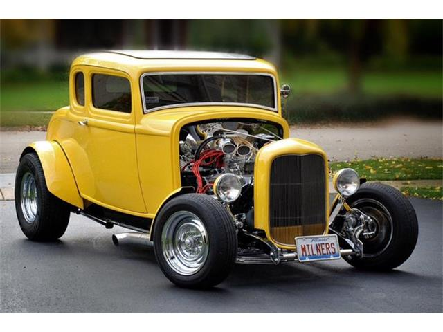 1932 Ford Coupe | 907995