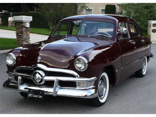 1950 Ford 4-Dr Sedan | 908003