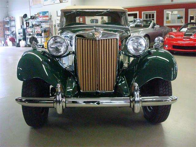 1953 MG TD | 908008