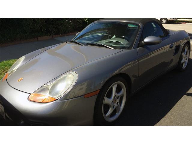 2001 Porsche Boxster | 908016