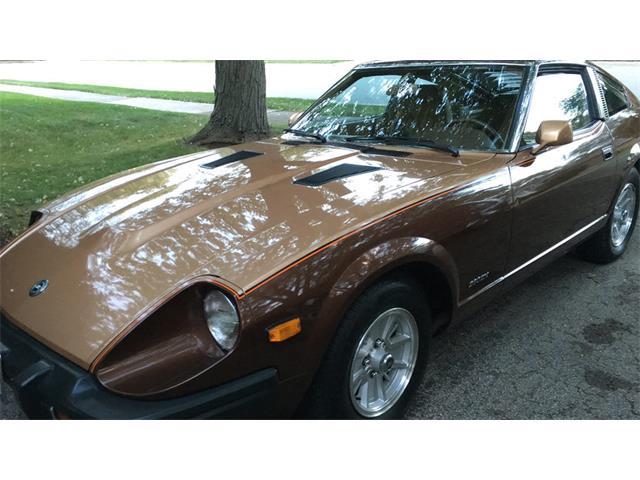 1979 Datsun 280ZX   908017