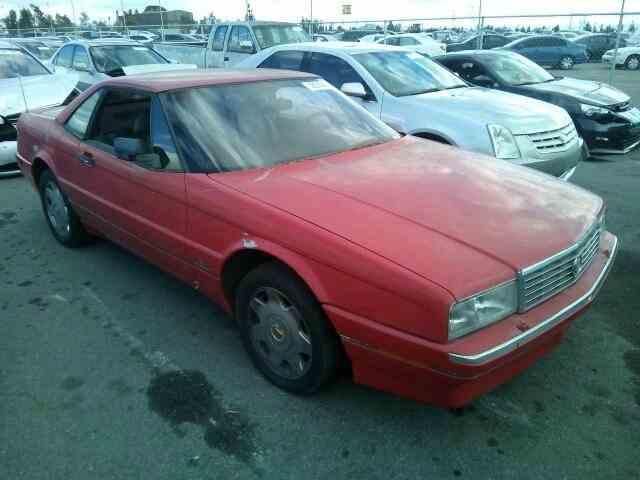 1989 Cadillac Allante | 900802