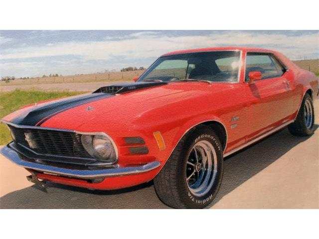1970 Ford Mustang | 908027