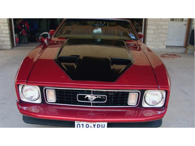1973 Ford Mustang | 908028