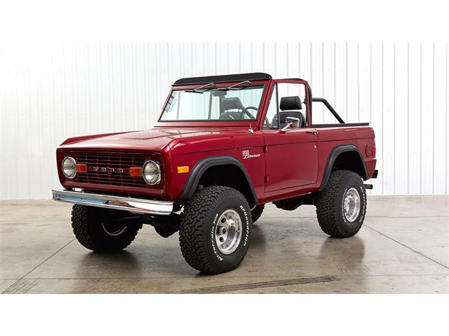 1977 Ford Bronco | 908036