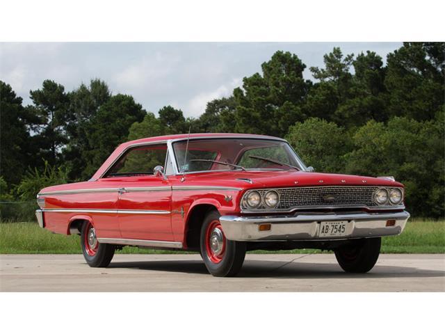 1963 Ford Galaxie 500   908039