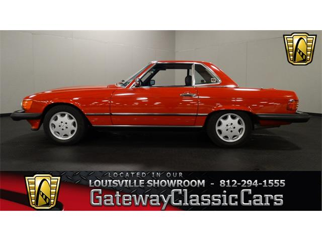 1988 Mercedes-Benz 560SL | 900804