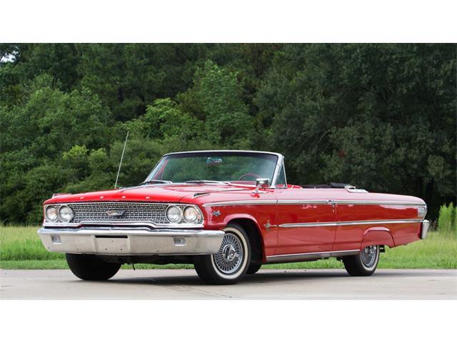 1963 Ford Galaxie 500 XL | 908041