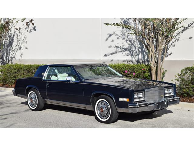 1985 Cadillac Eldorado | 908044