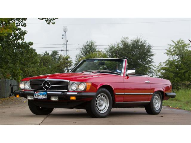 1979 Mercedes-Benz 450SL | 908045