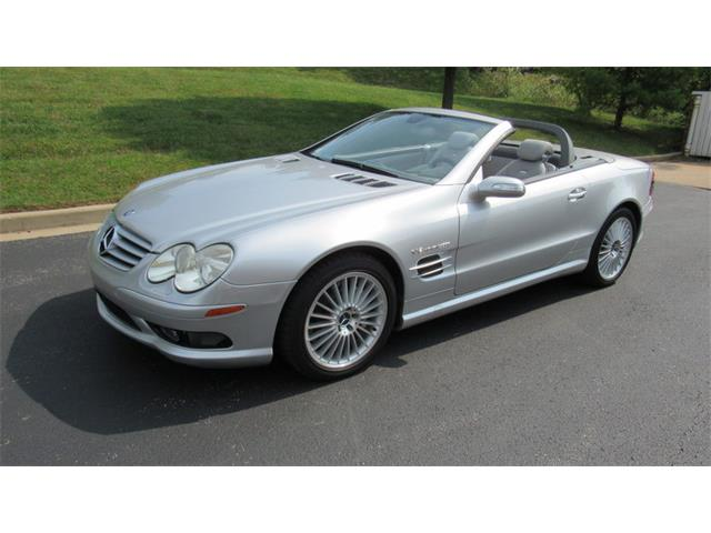 2005 Mercedes-Benz SL55 | 908054