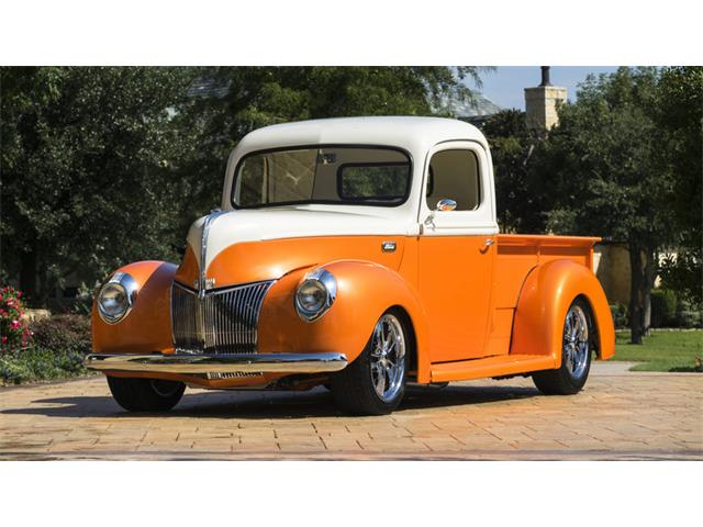 1940 Ford Pickup   908057