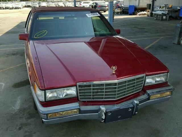 1991 Cadillac DeVille | 900806