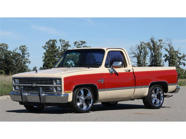 1984 Chevrolet C/K 10 | 908061