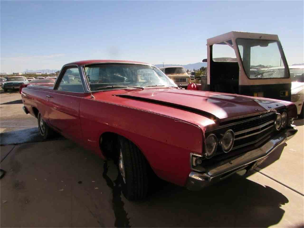 1969 Ford Ranchero for Sale - CC-900808