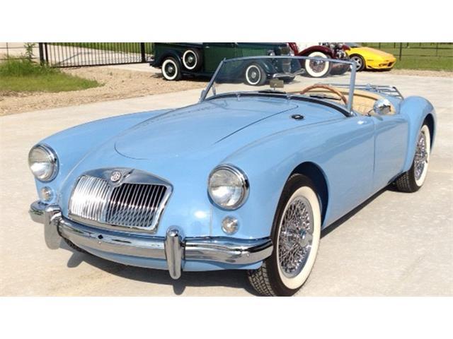 1957 MG Antique | 908090